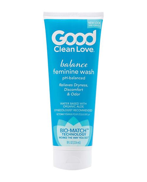 Good Clean Love Balance Moisturizing Wash 8 OZ