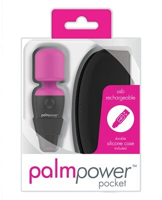 Palmpower Pocket Rechargeable Mini Wand