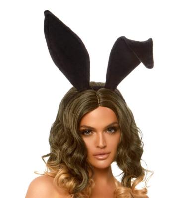 Bendable Velvet Bunny Ears