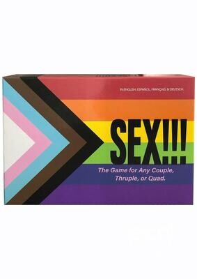 Sex Progress Couples Game