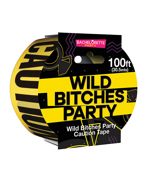 Wild Bitches Party Tape