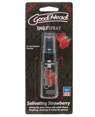 Goodhead Tingle Spray