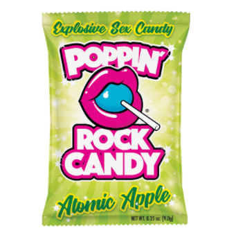 Poppin' Rock Candy Oral Sex Candy
