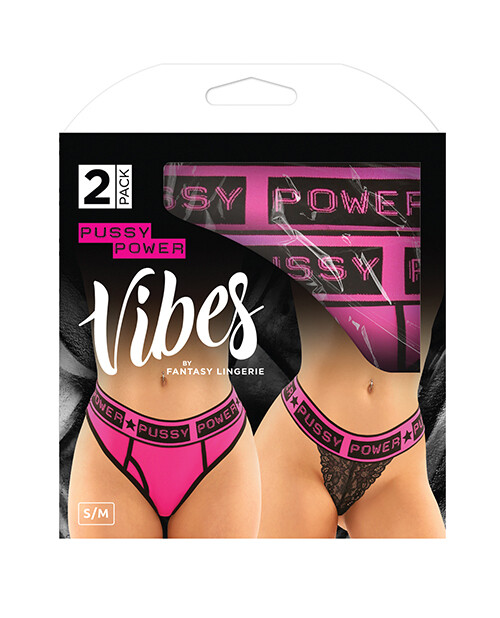 Pussy Power Buddy Pack
