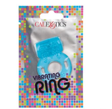 Foil Pack Vibrating Cock Ring