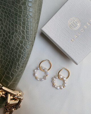 Cerchi circle perle
