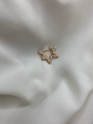 Orecchino stella