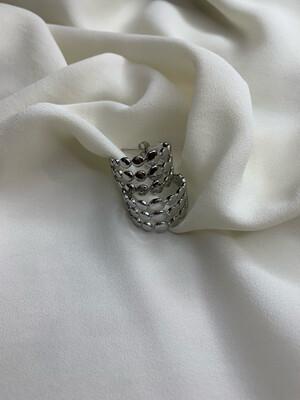 Orecchini Isotta argento