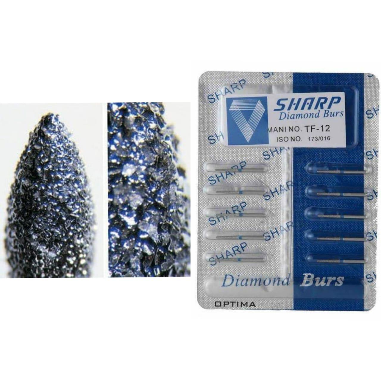ROTARY DIAMOND BURS