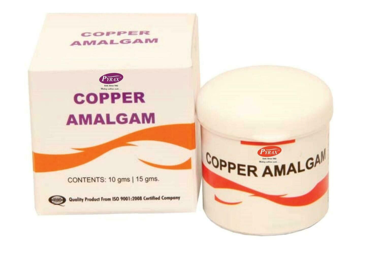 COPPER AMALGAM - 10 GMS