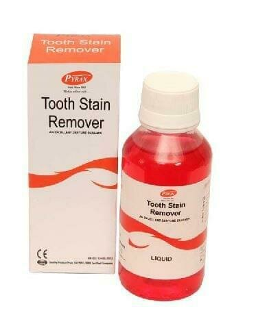TOOTH STAIN REMOVER - 100 ML