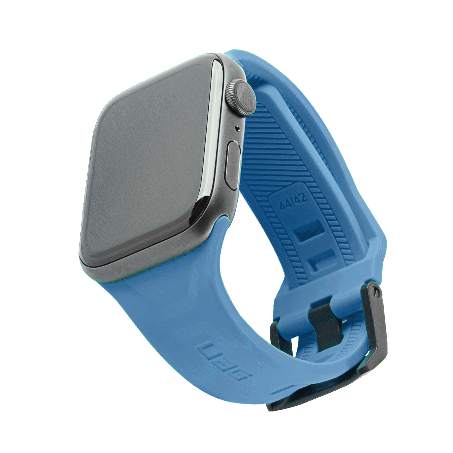 UAG Scout Silicone Watch Strap for Apple Watch 42mm / 44mm - Blue