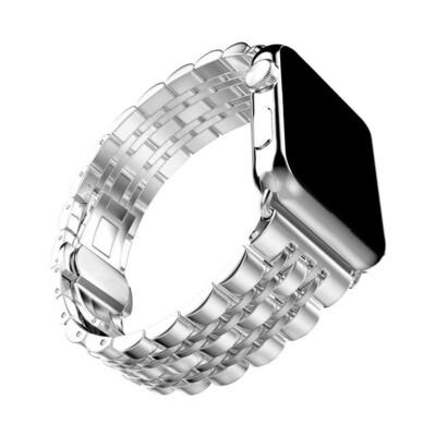 Stainless Steel Bracelet for Apple Watch 42mm / 44mm - Silver