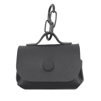 Creative Bag Leather AirPods Pro Case - Black