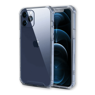 Anti-Shock Clear Protective Case