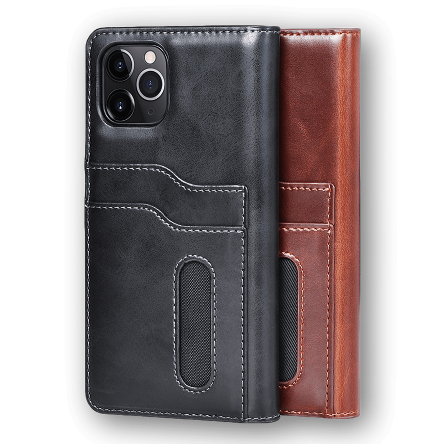 Multi-Function Leather Luxory Case