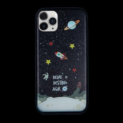 Galaxy Printed Case