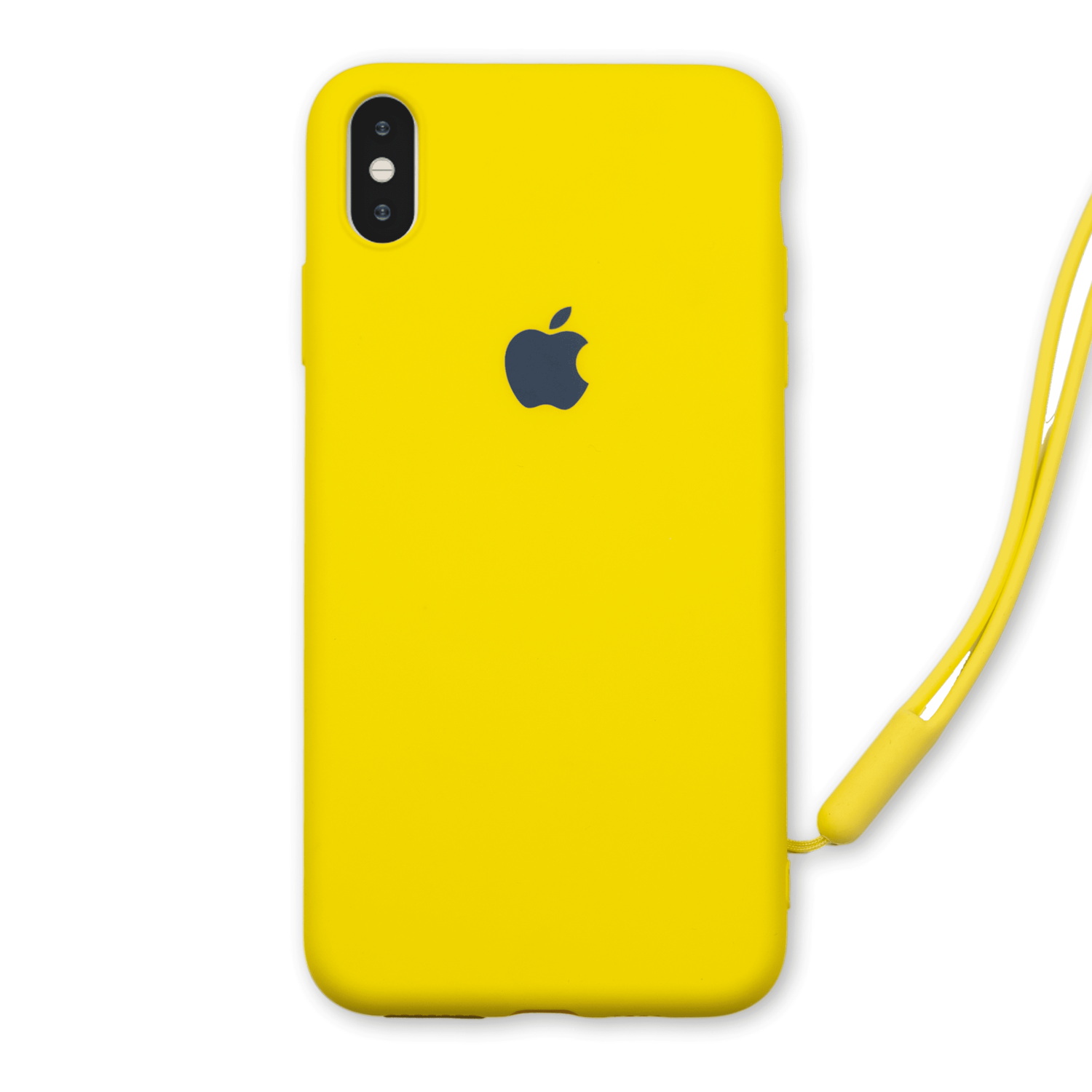 Soft Silicone Case with Lanyard