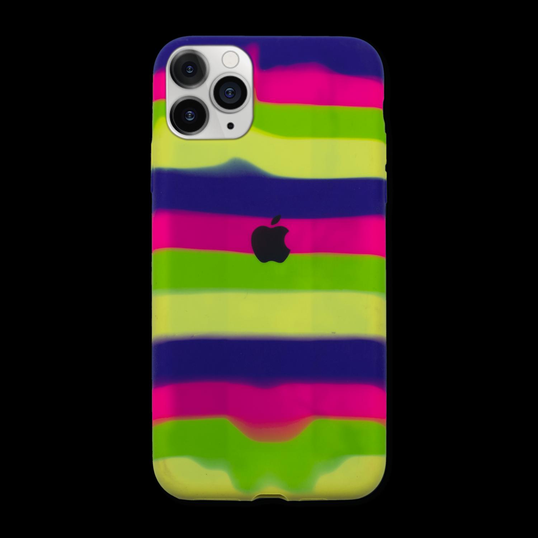 Multi-Color Liquid Silicone Case