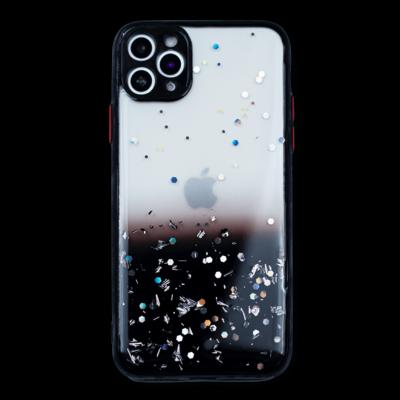 Glitter Shockproof Gradient Case