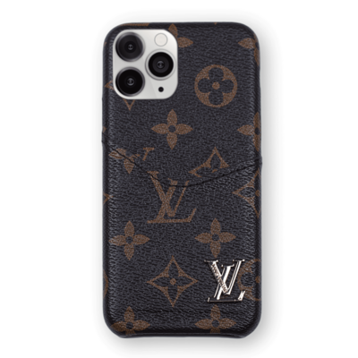 Louis Vuitton Leather Card-holder Case