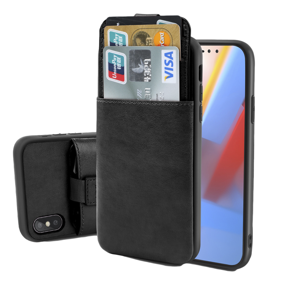 HDD Invisible Wallet Case