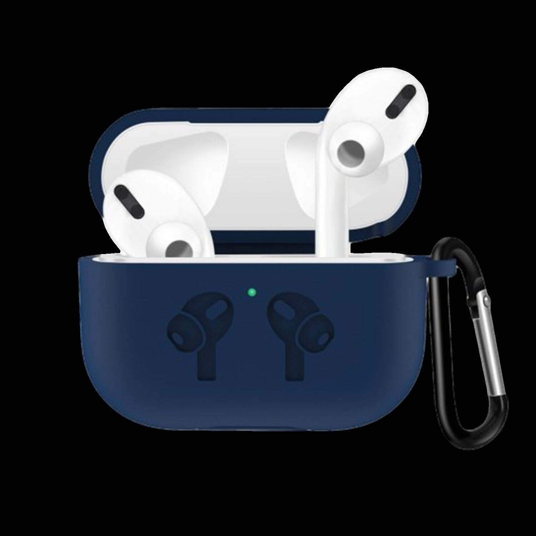 Silicone AirPods Pro Case - Dark Blue