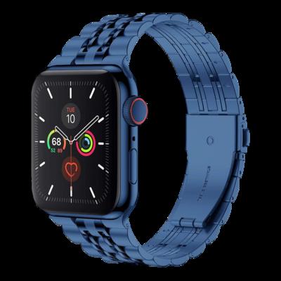 Stainless Steel Bracelet for Apple Watch 42mm / 44mm - Blue