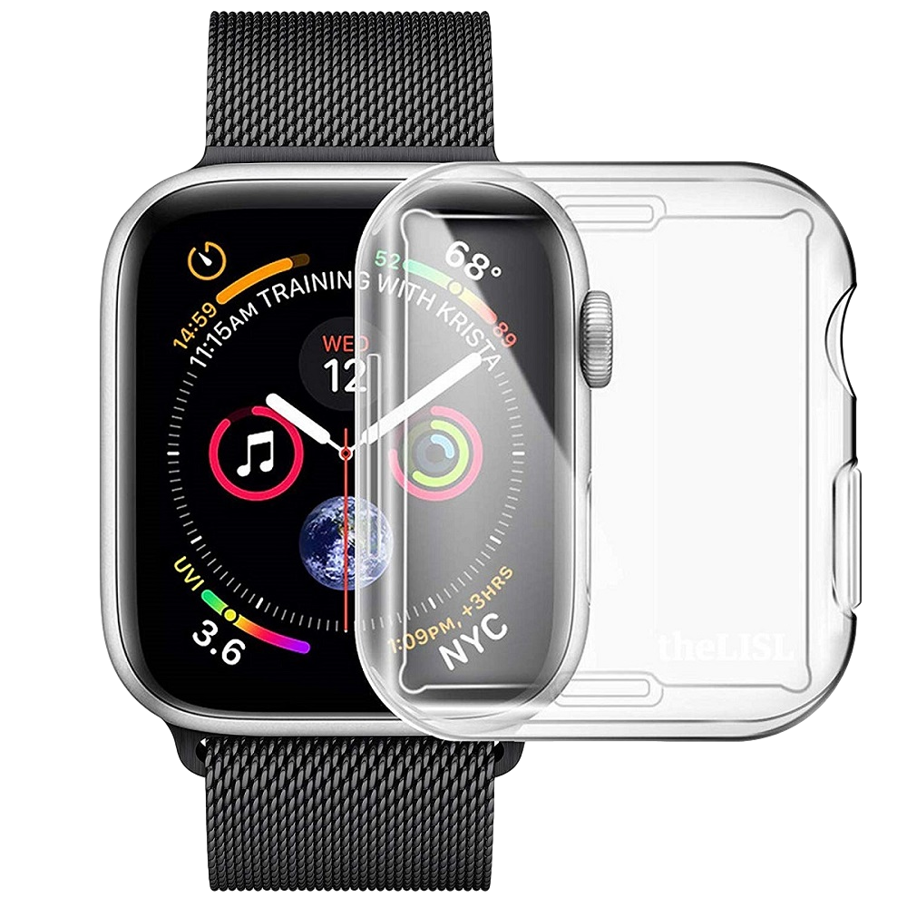 Clear Ultra-Thin Cover for Apple watch 44mm