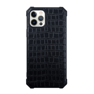Embossed Leather Case