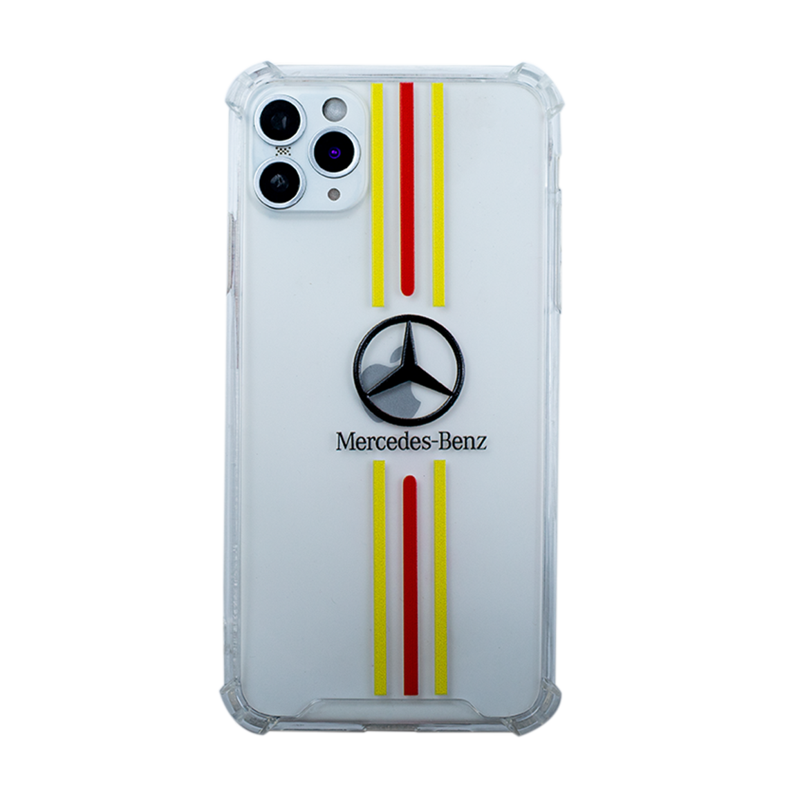 Mercedes Benz Clear Protective Case