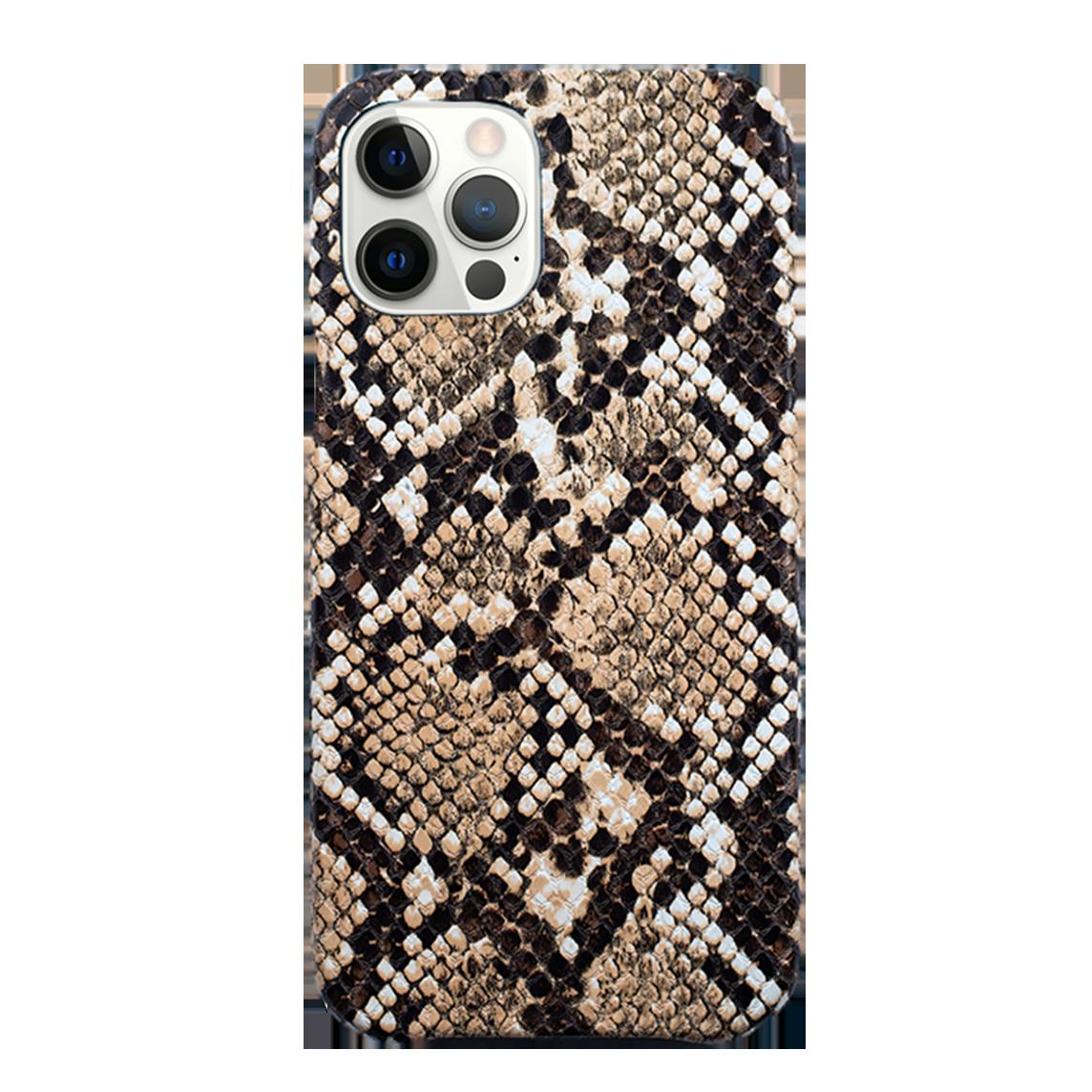 Luxury SnakeSkin PU Leather Case