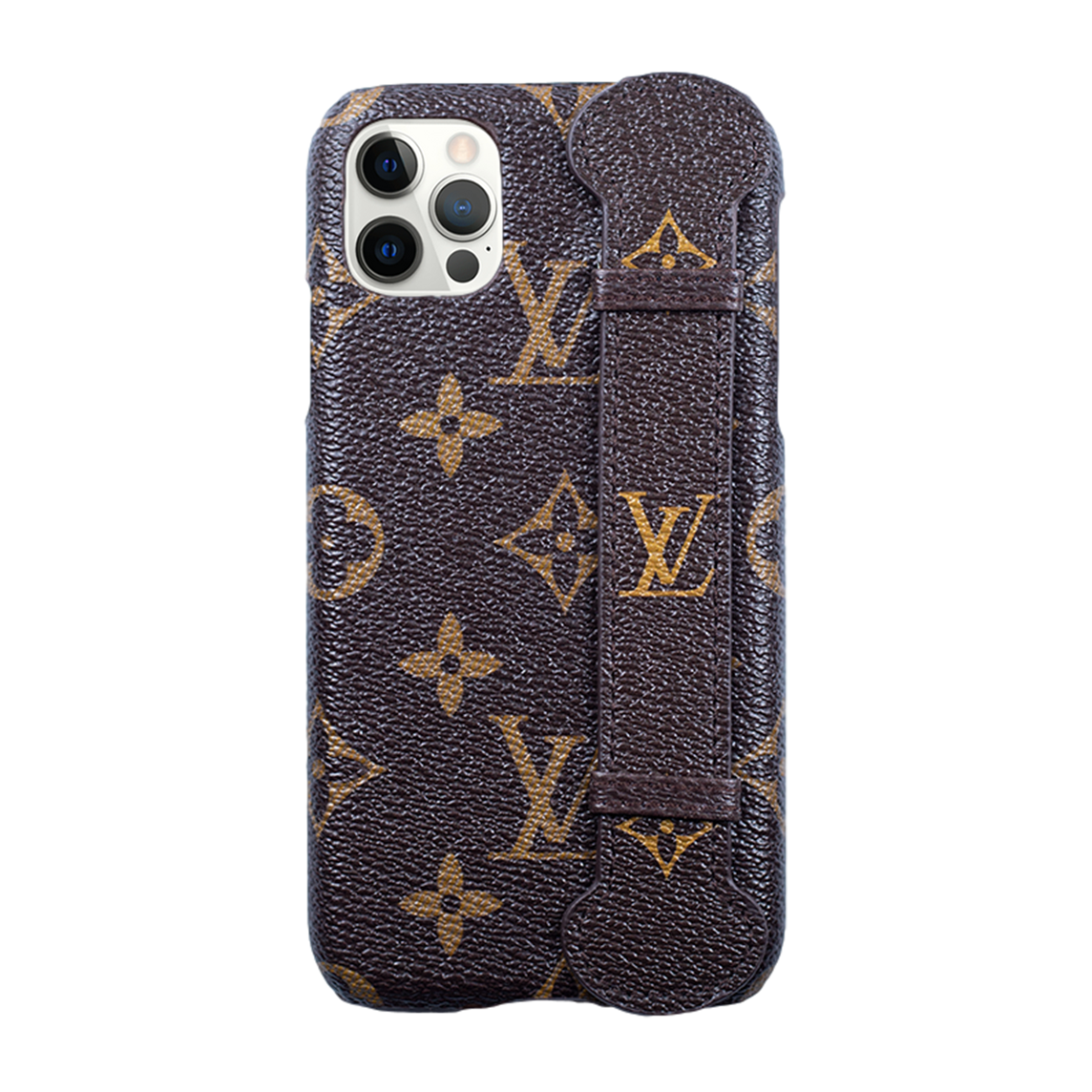 Louis Vuitton Leather Case with Strap