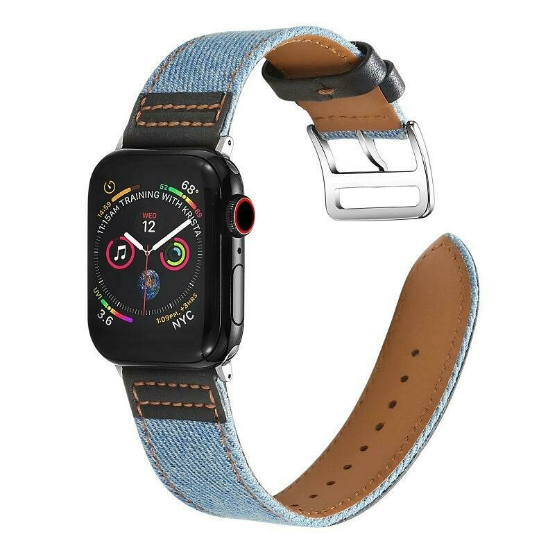 Jeans Band For Apple Watch