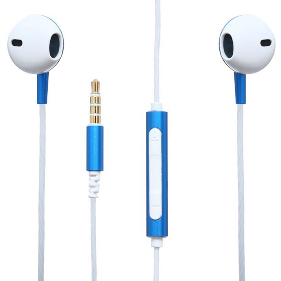 JOYROOM Metal Flat Wired In Ear Earphone