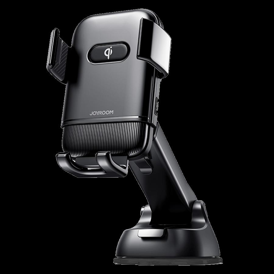 JOYROOM 15W Car Three-axis Electric Wireless Charging Mobile Phone Holder