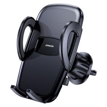 JOYROOM Universal Car Mobile Mount Mechanical Clamping Air Outlet Car Phone Holder