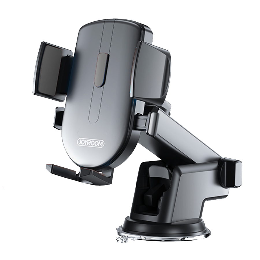 JOYROOM Free Rotation Adjustable Length Car Phone Holder