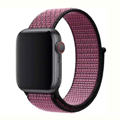 Woven Nylon Sport Loop Band for Apple Watch