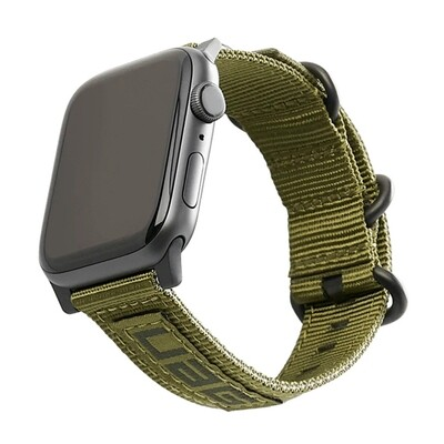 NATO Watch Strap for Apple Watch - Green