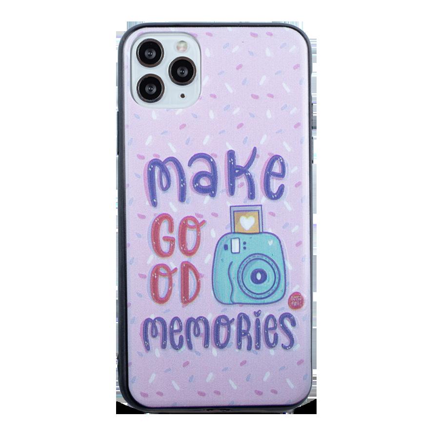 """""""Make Good Memories"""" Case"""