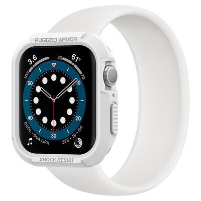 Spigen Rugged Armor Case for Apple Watch - White