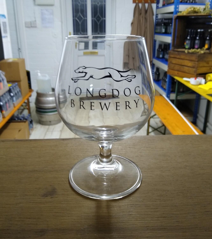 Longdog Snifter glass
