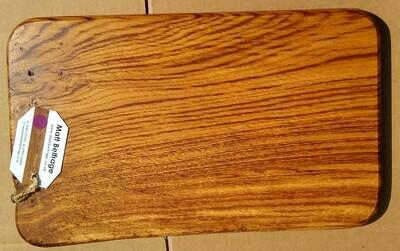 Hardwood Collection - English Brown Oak Bread Board
