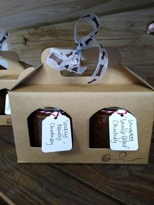 Longdog Chutney gift pack