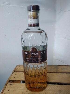 The River Test Distillery Chalkstream Gold Gin
