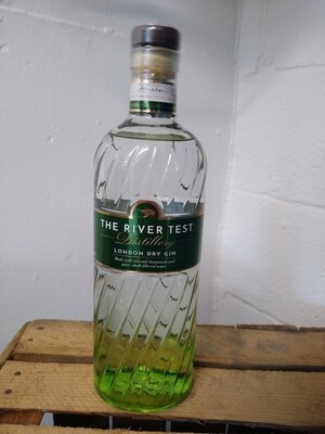 The River Test Distillery London Dry Gin