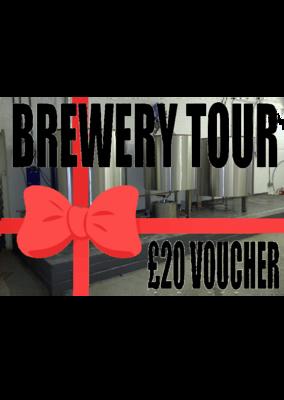 Brewery Tour Voucher