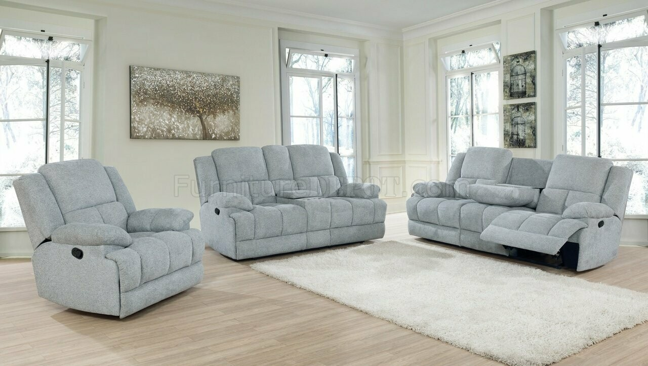 Waterbury Power Motion 2Pc  (Sofa + Love)