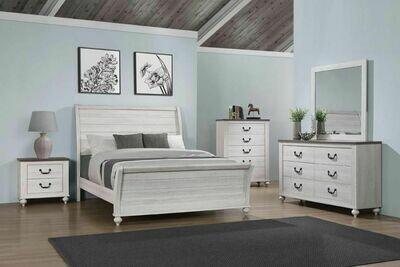 223281Stillwood Bedroom Group 4PC SET (Q.BED,NS,DR,MR)